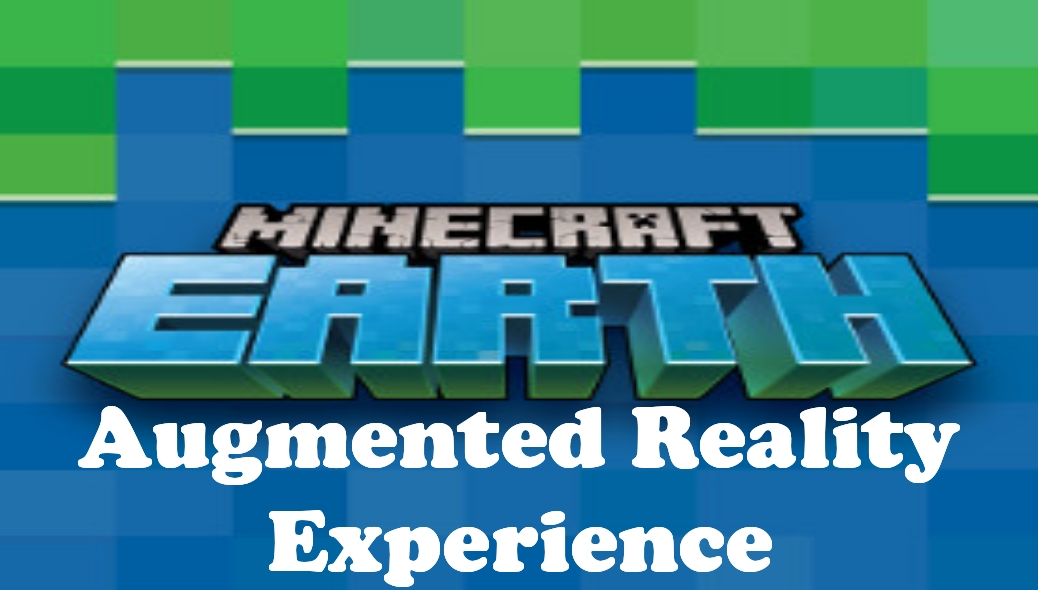 Minecraft Earth Gameplay