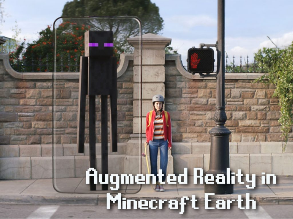 Minecraft Earth Gameplay, Release Date, AR Demo Video 2019