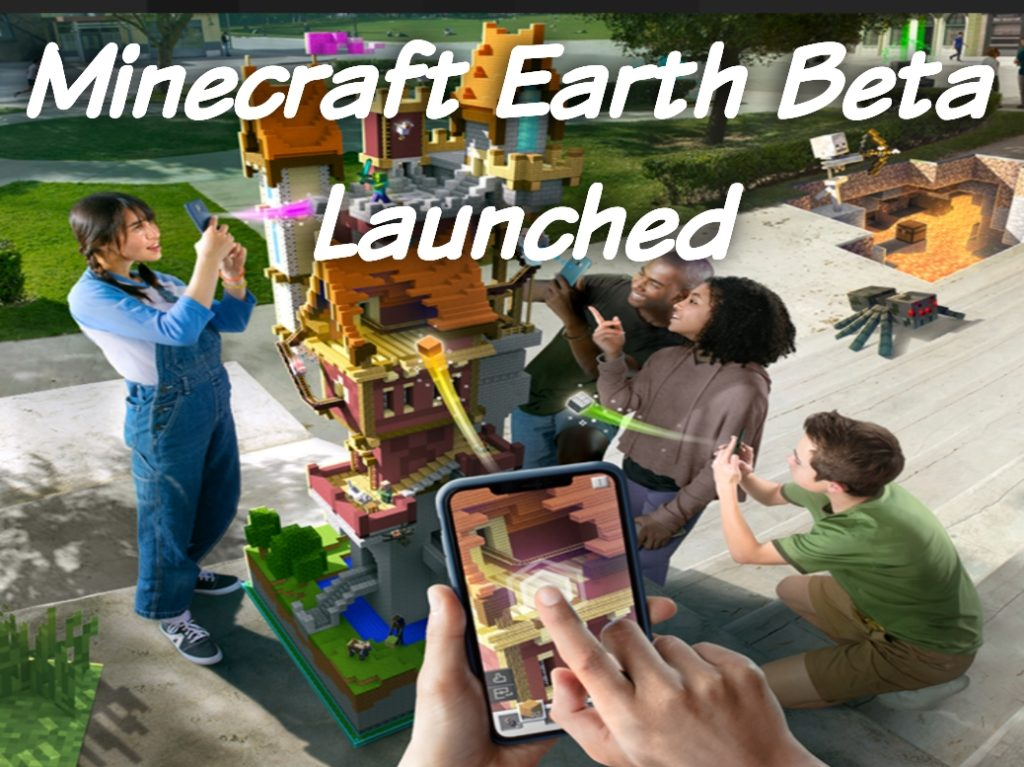 Minecraft Earth Beta Apk Download