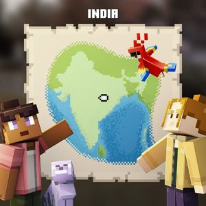 Minecraft Earth Released in India