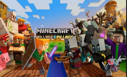 Minecraft update 1.14 Village and Pillage