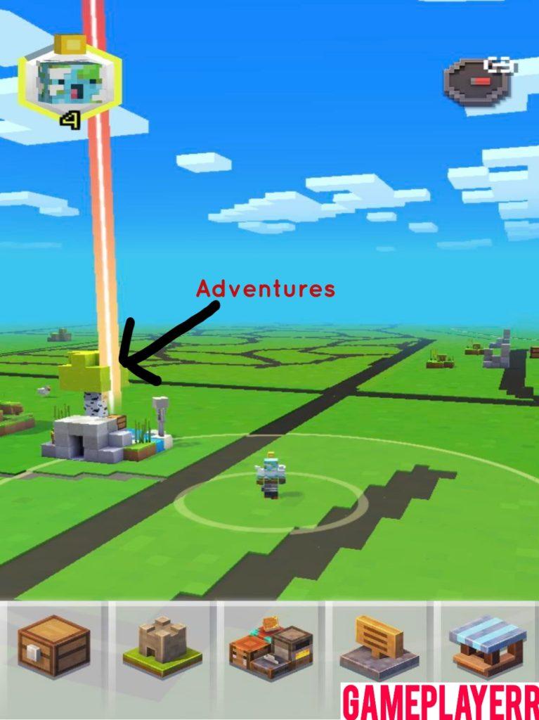 Minecraft Earth Adventures