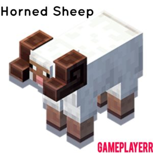 Minecraft Earth Horned Sheep Wiki