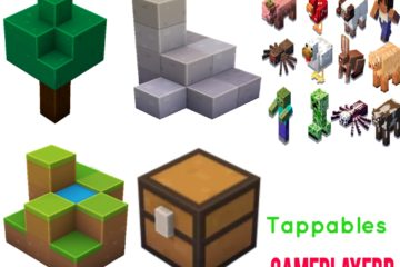 Minecraft Earth Tappables