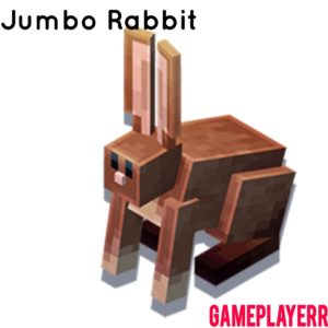 Minecraft Earth Jumbo Rabbit Wiki