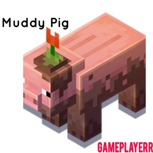 Minecraft Earth Muddy Pig Wiki