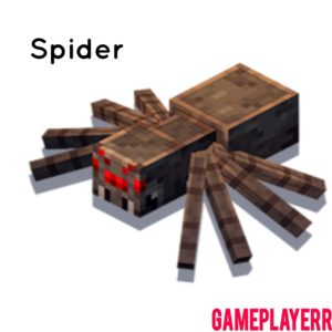 Minecraft Earth Spider Wiki