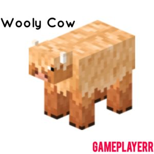 Minecraft Earth Wooly Cow Wiki