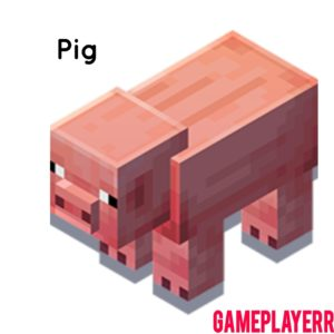 Minecraft Earth Pig Wiki