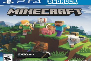 Minecraft PS4 Bedrock Update