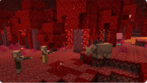 Nether Update Biomes