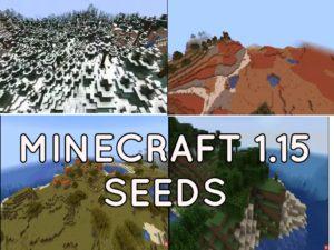 Minecraft 1.15 Seeds
