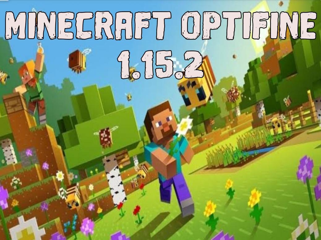 Minecraft Optifine 1.15.2