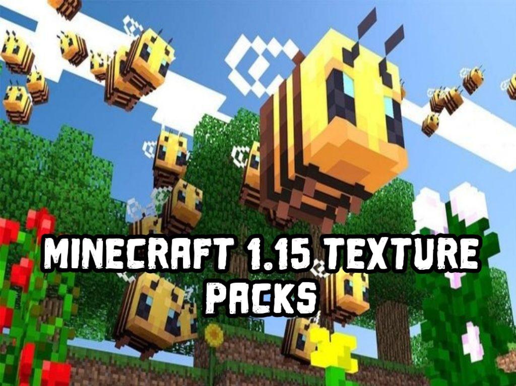 Minecraft 1.15 Texture Packs