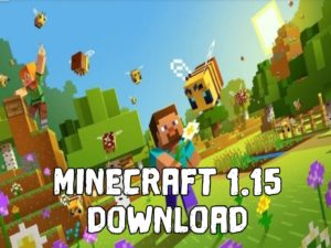 Minecraft 1.15 Download