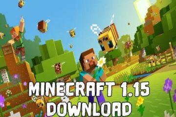 Minecraft 1.15 Download