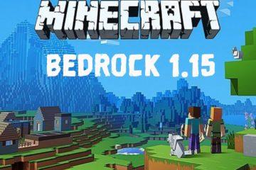 Minecraft 1.15 Bedrock