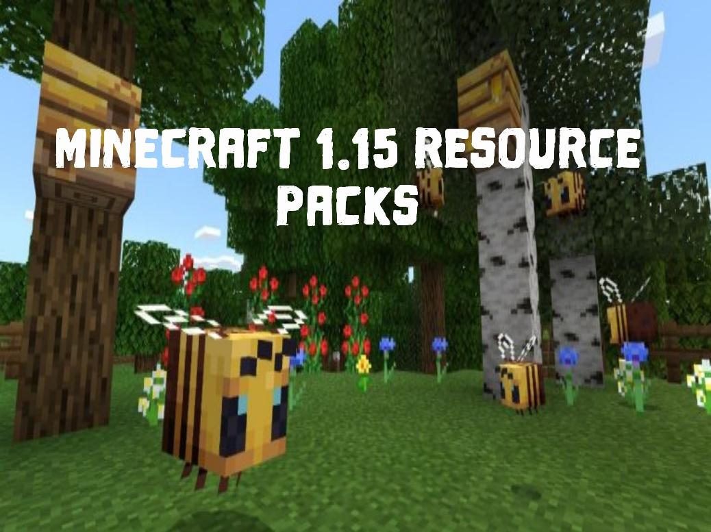 Best Minecraft Resource Packs 1 15 1 15 2 Gameplayerr