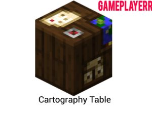 Cartography Table