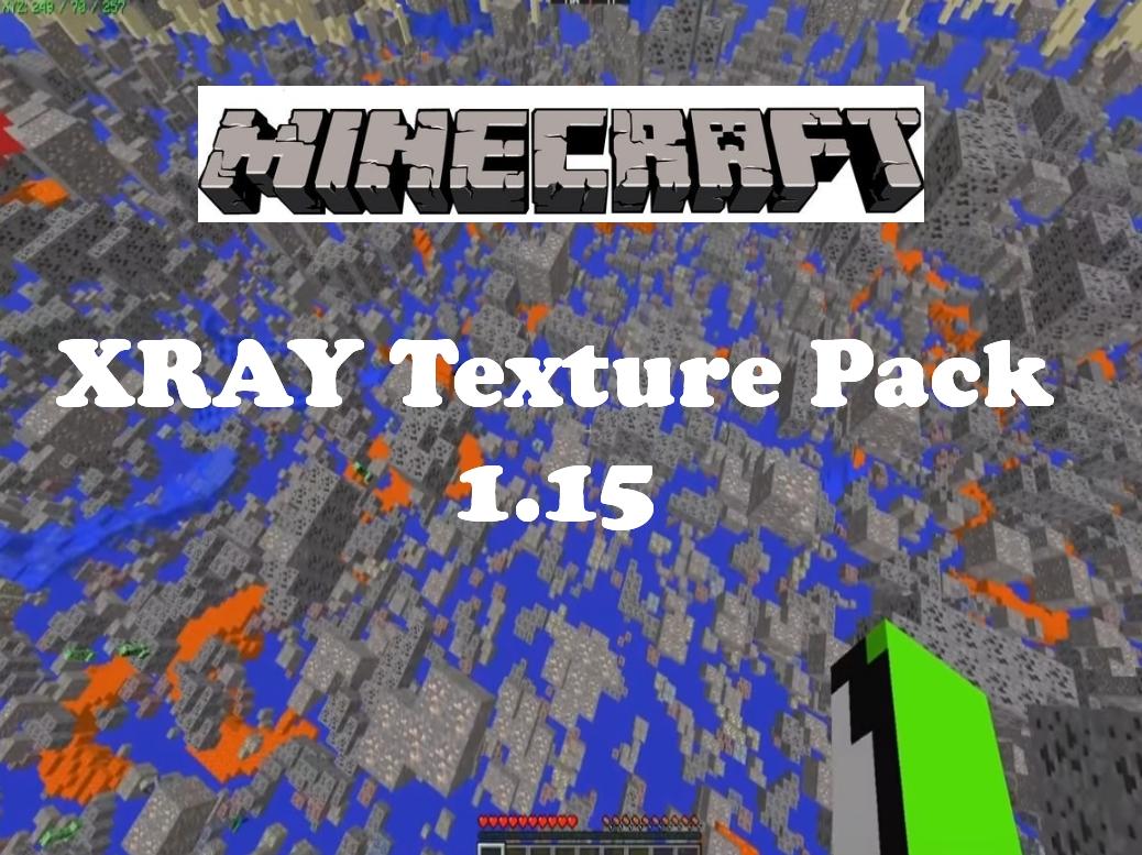 Minecraft Xray Texture Pack 9.95 Download - GamePlayerr