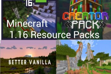 Minecraft 1.16 Resource Packs