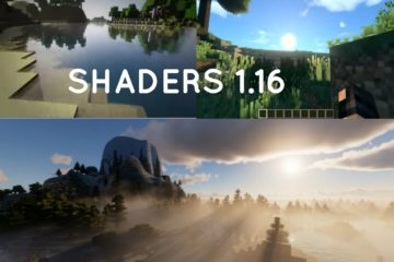 Minecraft Shaders 1.16