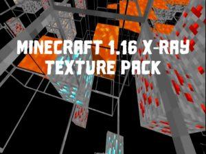 Minecraft Xray Texture Pack 1.16