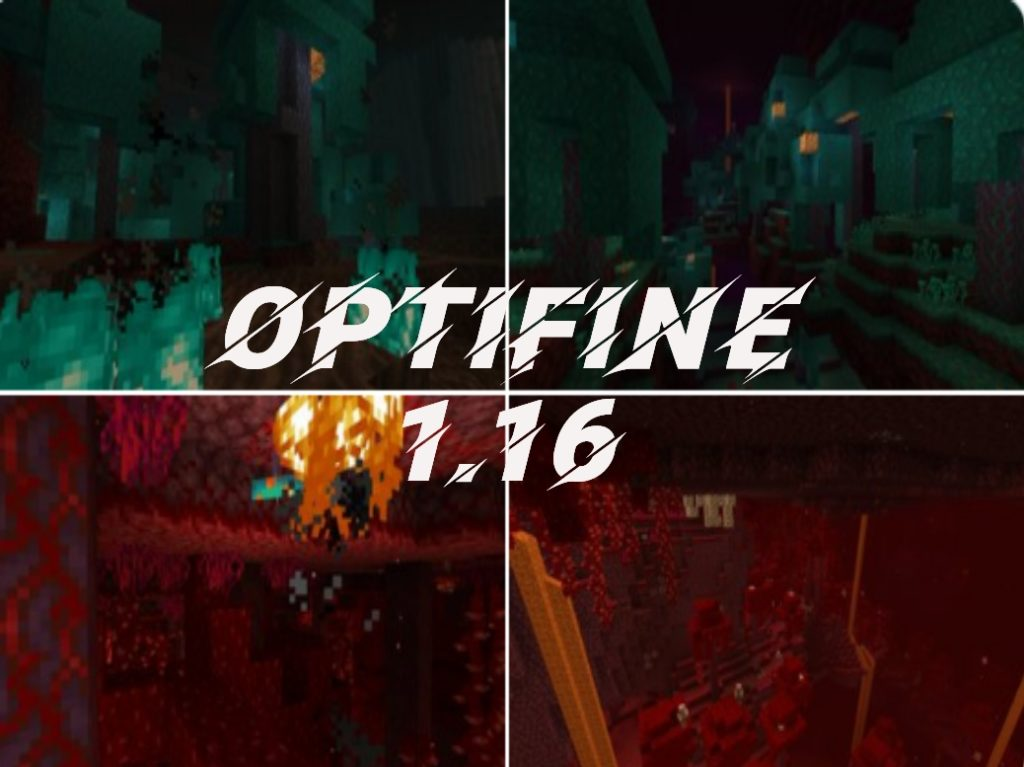Minecraft Optifine 1.16