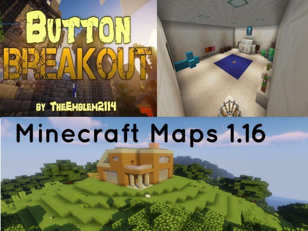 Minecraft maps 1.16