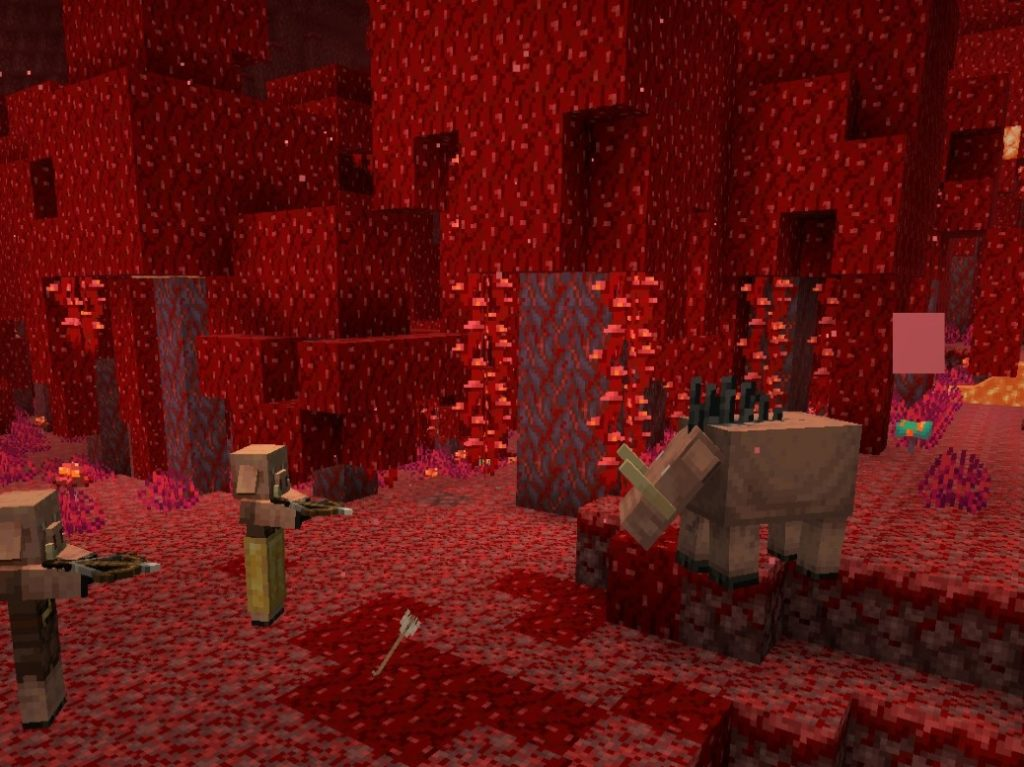 Nether Update Optifine