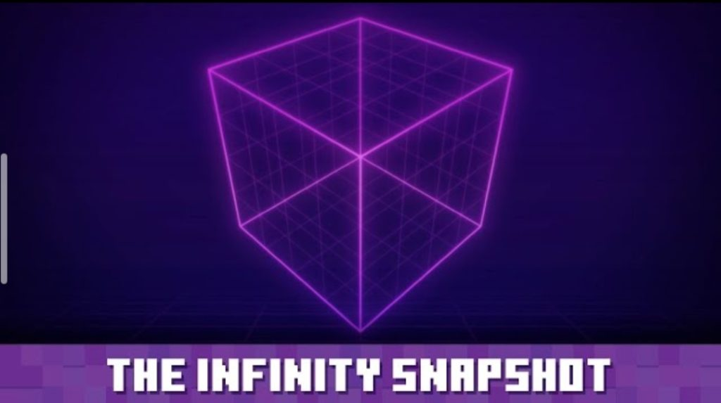 Minecraft Infinite Snapshot 20w14∞