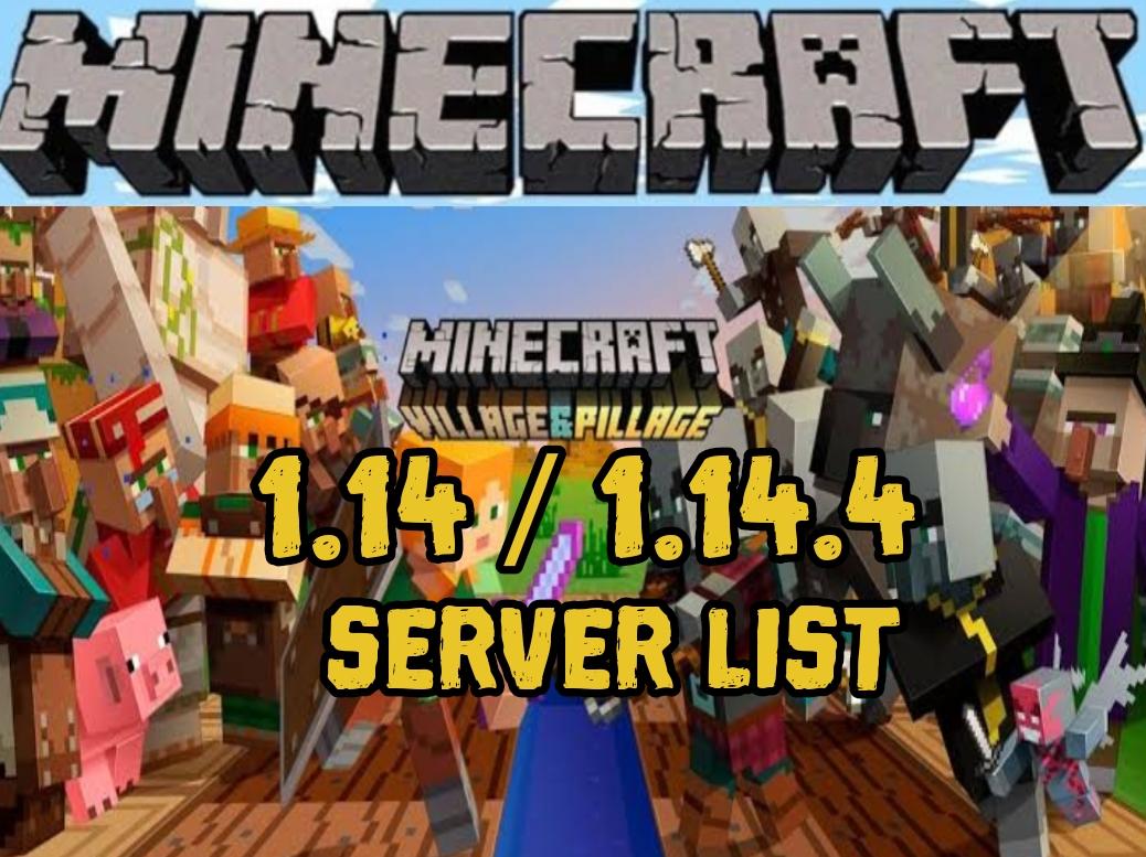 Minecraft Server 1.14.4