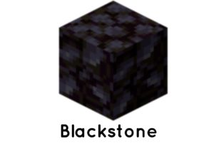 Blackstone in Minecraft