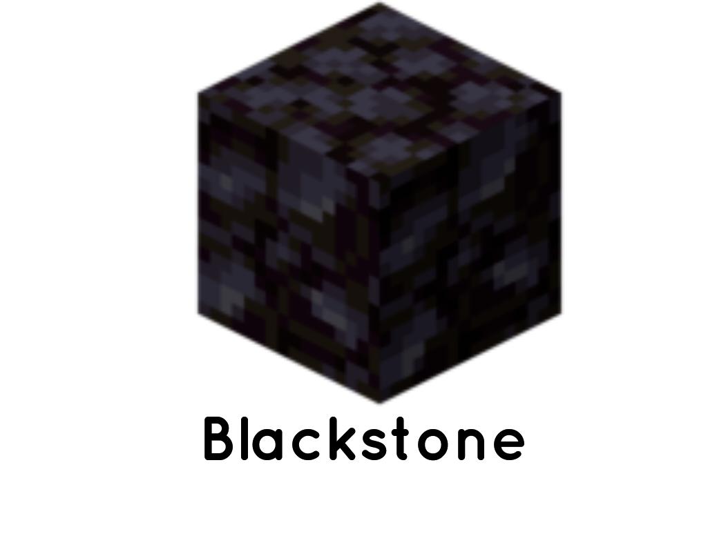 Blackstone in Minecraft
