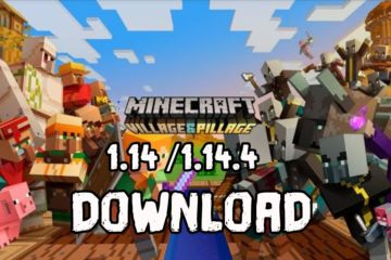 Minecraft 1.14 Download