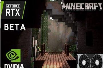 Minecraft RTX Beta Download