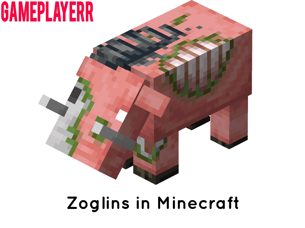 Minecraft Zoglins