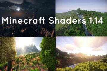 Minecraft Shaders 1.14