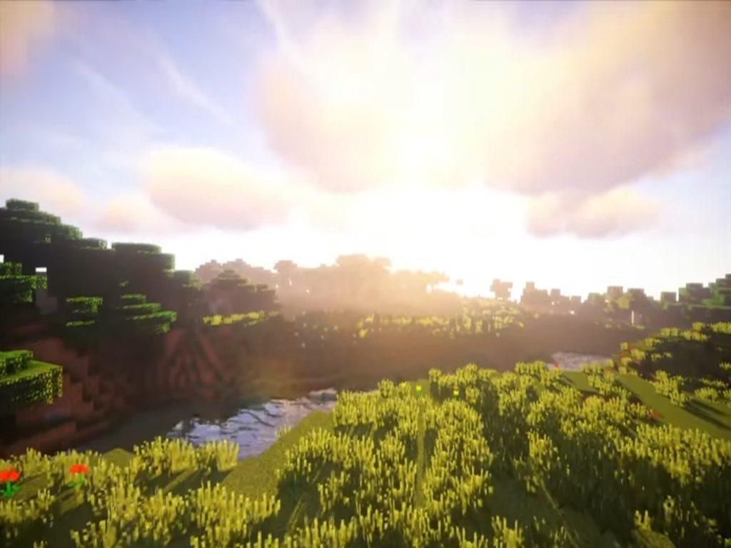 Continuum Minecraft Shader 1.14