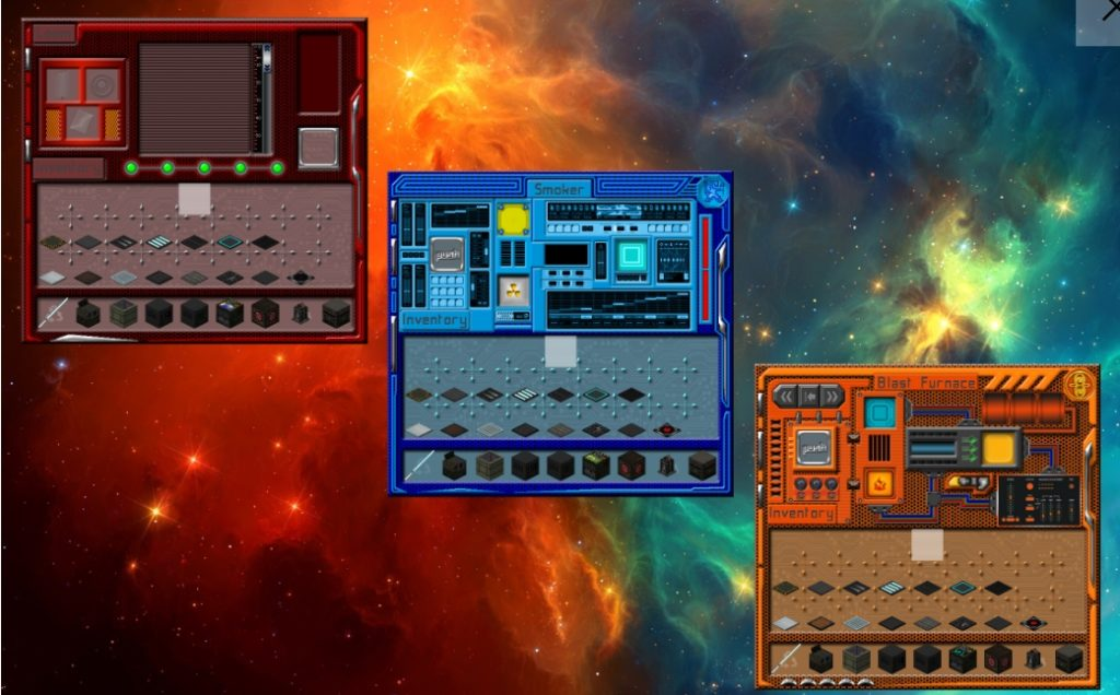 Norzeteus Space Resource Pack