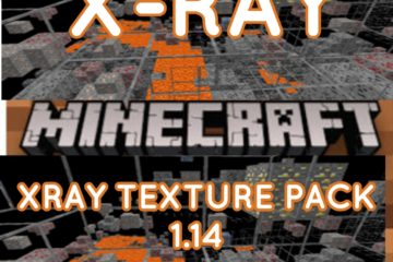 Xray Texture pack 1.14