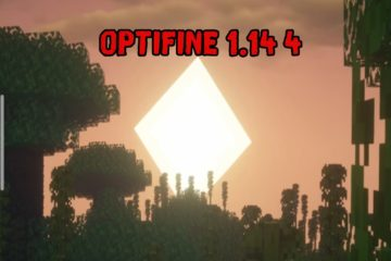 Minecraft Optifine 1.14.4