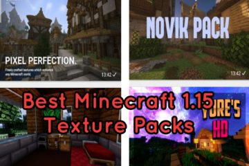 Minecraft 1.14 Texture Packs