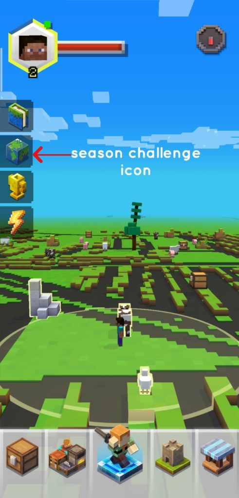 season challenge introduced in R17