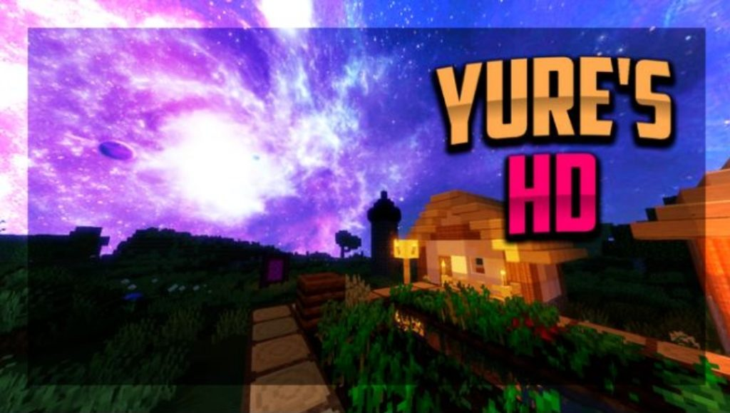 Yure's Textures Pack