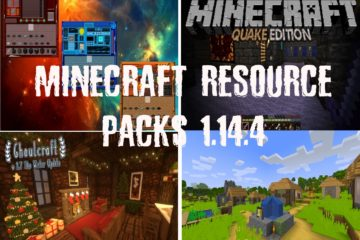 Minecraft Resource Packs 1.14.4