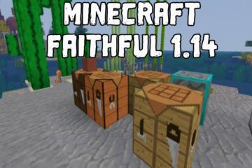 Minecraft Faithful 1.14