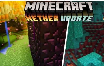 Minecraft Nether Update release Time