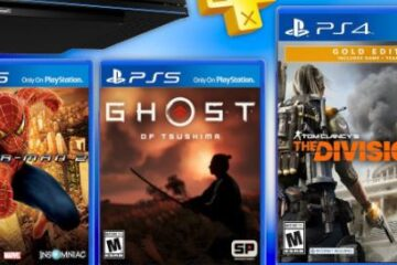 Sony PlayStation PS5 Console Games Release Date