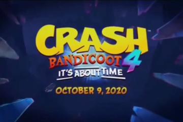 Crash Bandicoot 4 Release Date